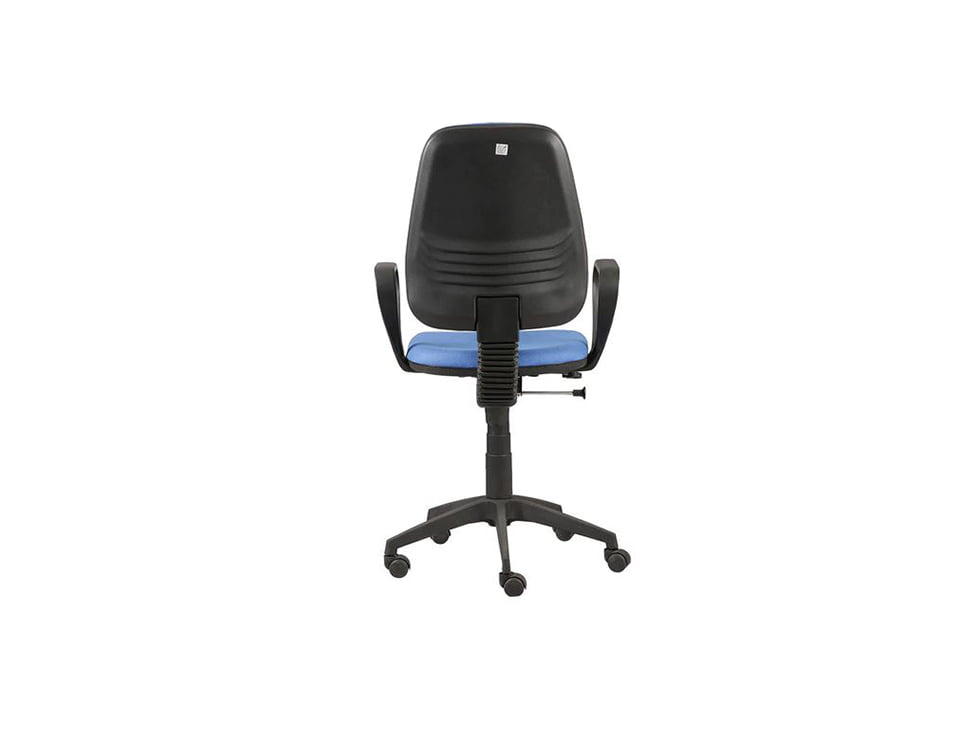 RentMacha | Comfy Office Chair Back View 3