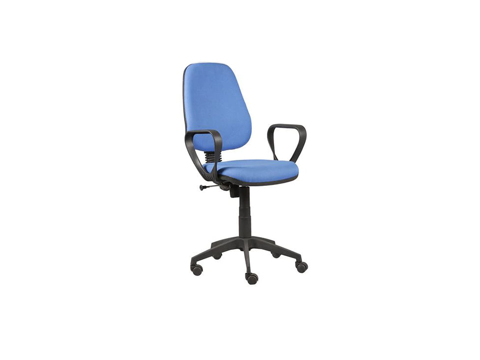 RentMacha | Comfy Office Chair Front View 1