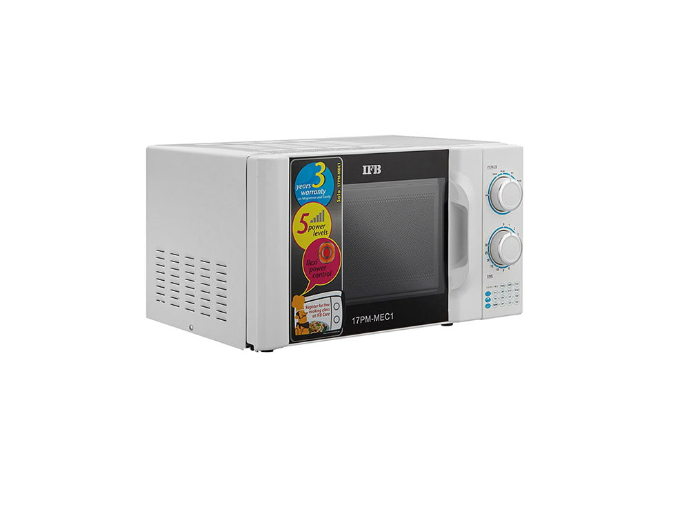 Microwave Solo Side View