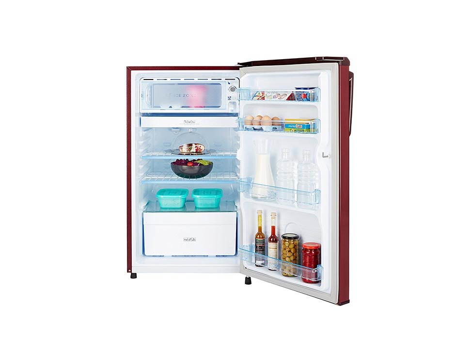 RentMacha | Single Door Fridge 3