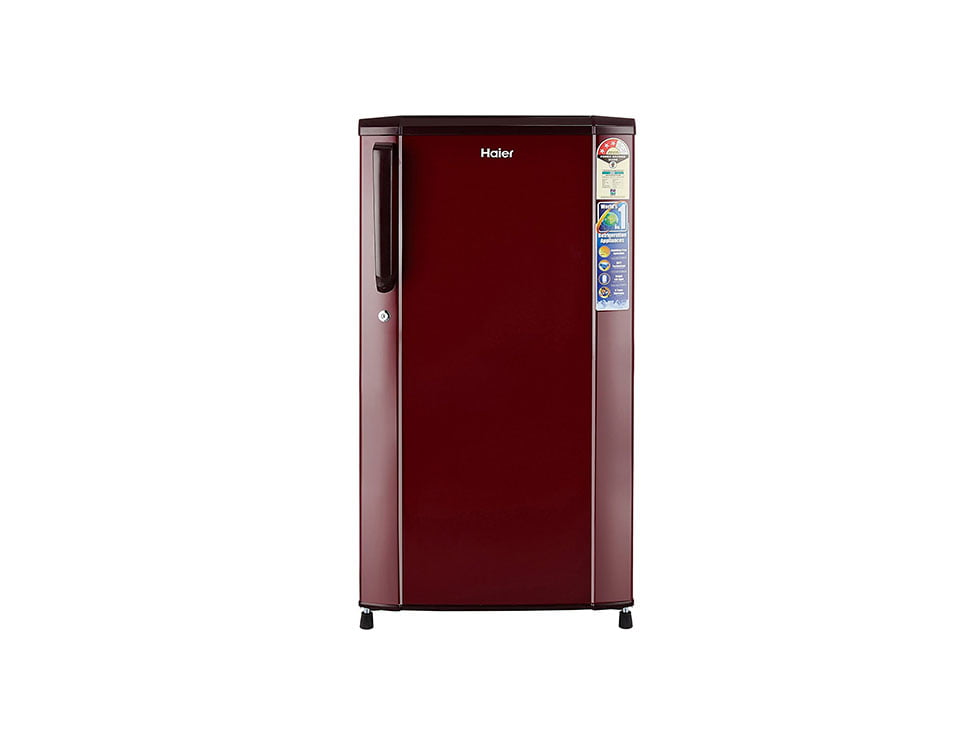 RentMacha | Single Door Fridge Front View 1