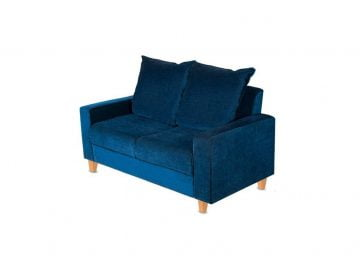 Fabric 2 Seater Sofa on Rent at Lowest Rentals at RentMacha | Main Image