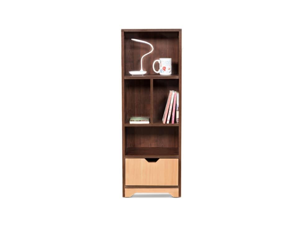 Nerdy Bookshelf Small On Rent Main Image Rentmacha