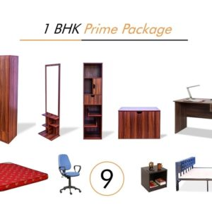 1 BHK Prime Package on Rent | Main Image