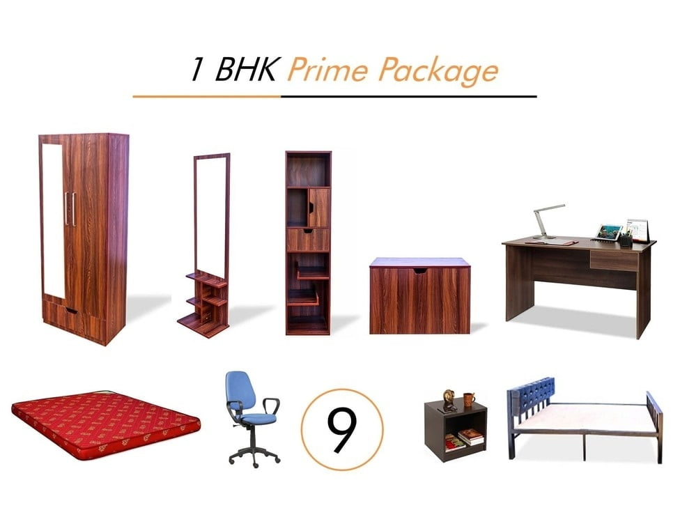 RentMacha | 1 BHK Prime Package Rental