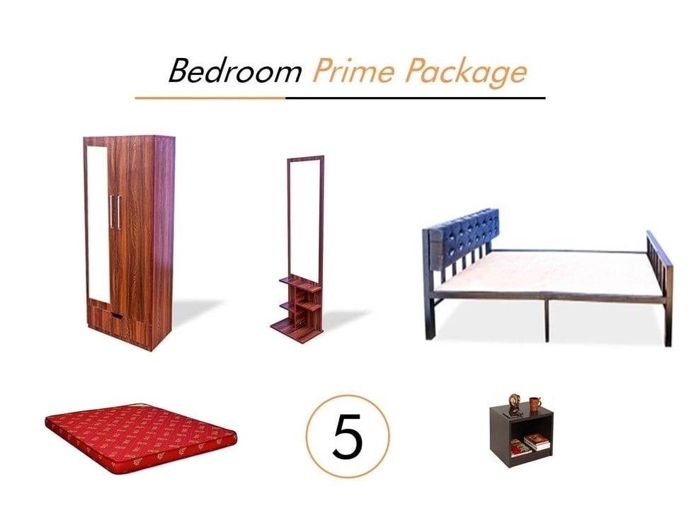 Bedroom Prime, Furniture on Rent | Main Image