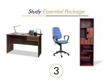 Study Essential Package on Rent | Main View