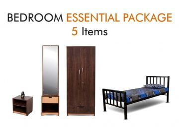 bedroom essential package on rent in mumbai at lowest rentals Rentmacha | main image