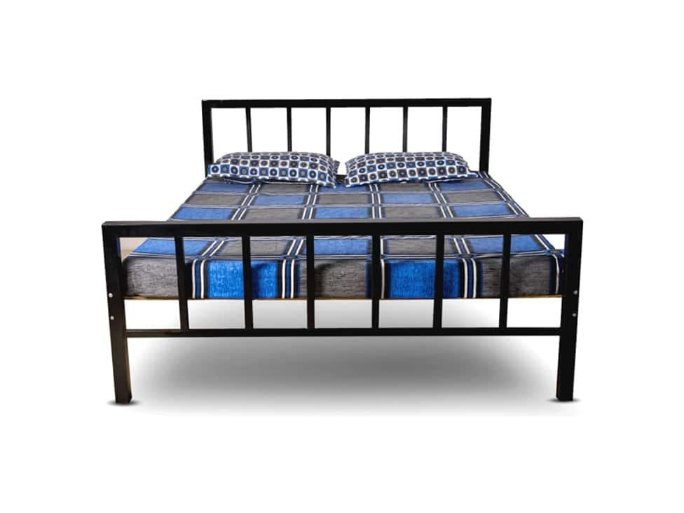 Metastic_Lite_Doulbe_Bed_on_rent_Mumbai_Hyderabad_Chennai_at_Lowest_Rentals_RentMacha   Front Image