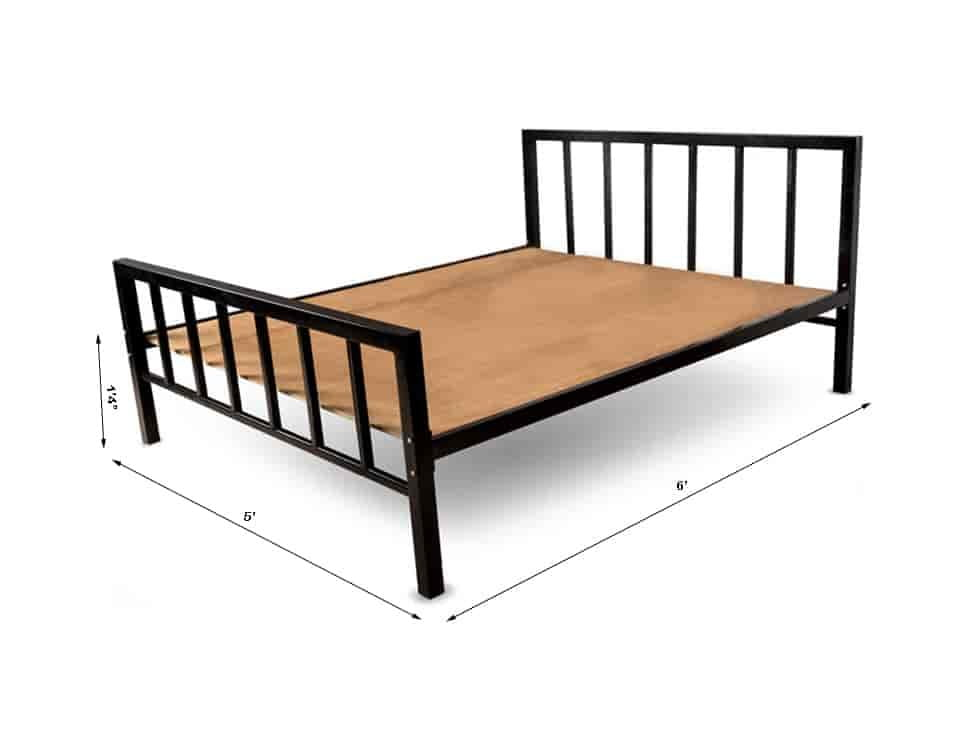 Metastic_Lite_Double_Bed_on_rent_Mumbai_Hyderabad_Chennai_at_Lowest_Rentals_RentMacha   Dimensions