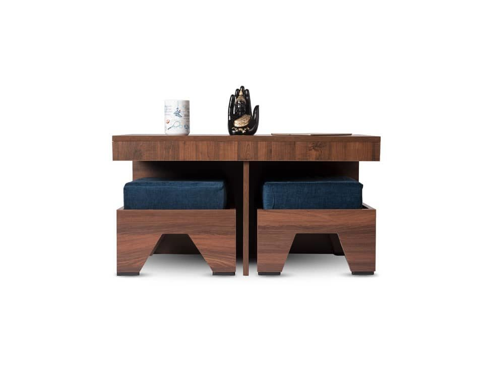 2 Seater coffee Table on Rent at lowest Rates in Mumbai RentMacha | Main Image