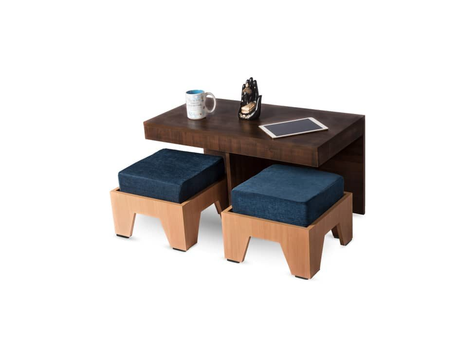 2 Seater coffee Table on Rent at lowest Rates in Mumbai RentMacha | Secondary Image