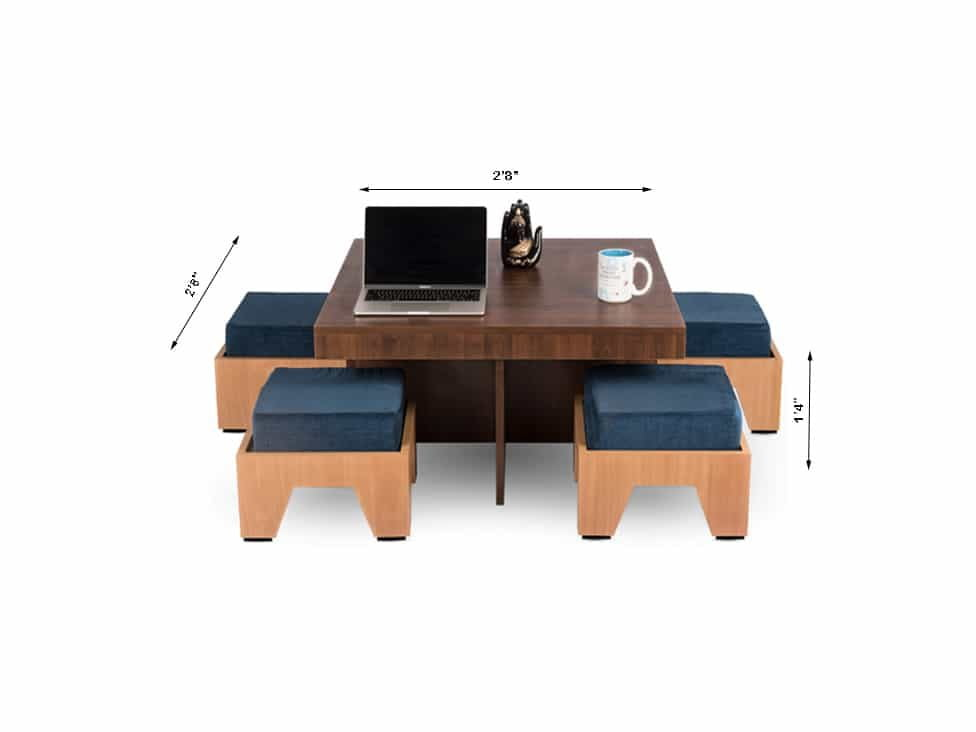 4_Seater_Coffee_Table_on_rent_mumbai_hyderabad_rentmacha_dimensions