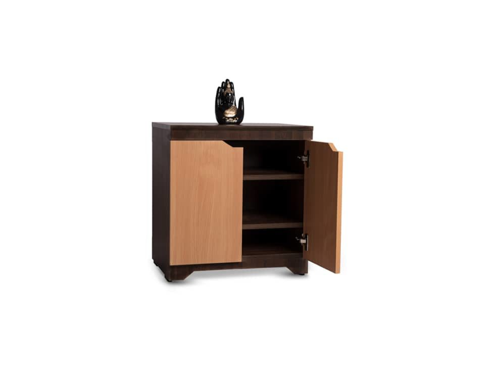 Shooze Shoe Rack Small on Rent at Lowest Rates at RentMacha | Side view