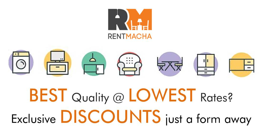 Best Rates for Furniture on Rent Popup