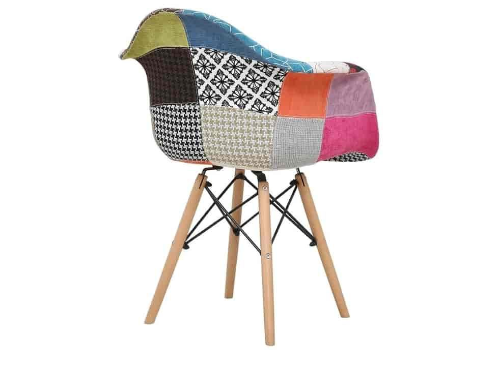 plus_fabric_chair_on_rent_RentMacha_side_view