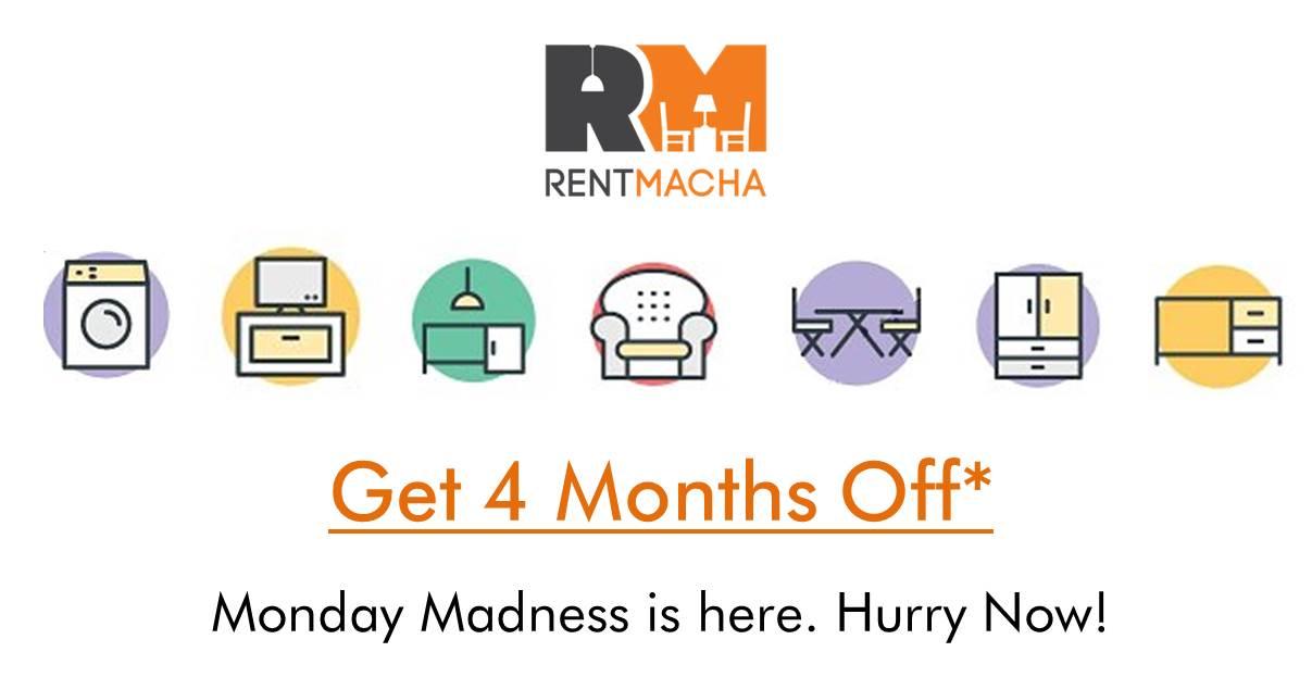 Furniture on Rent Mumbai | Lowest Rentals