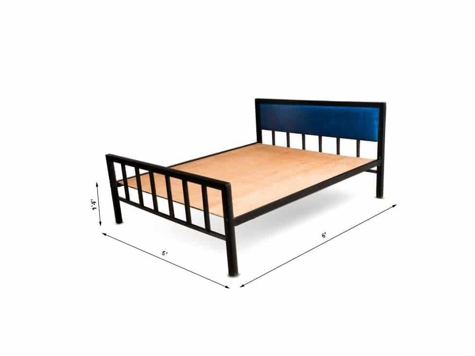 metastic_double_bed_prime_on_rent_mumbai_hyderabad_rentmacha