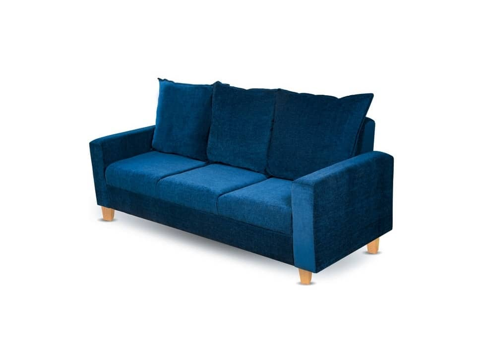 Rent Fabric 3 Seater Sofa In Mumbai Hyderabad Chennai At