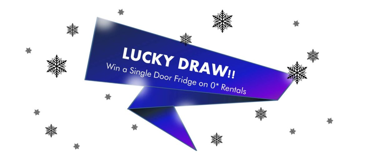 Lucky Draw RM Offers - Furniture on Rent RentMacha
