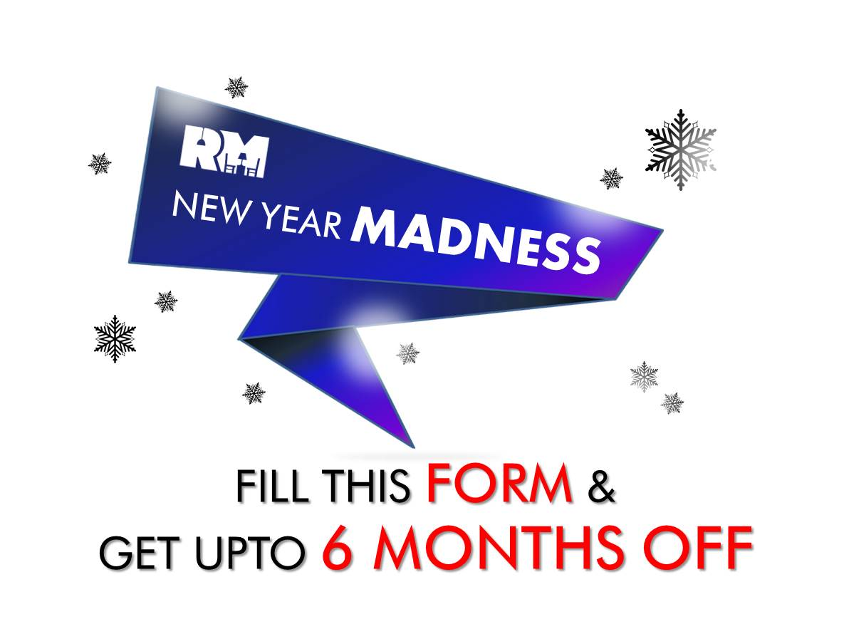 New Year Offers for Furniture on Rent Banner RentMacha