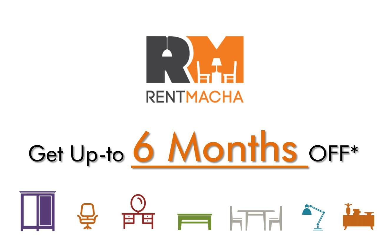 Rent Furniture on Rent in Mumbai, Rent Furniture Hyderabad | Popup RentMacha